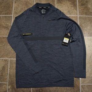 Nike Golf Dri-Fit Quarter Zip Jacket